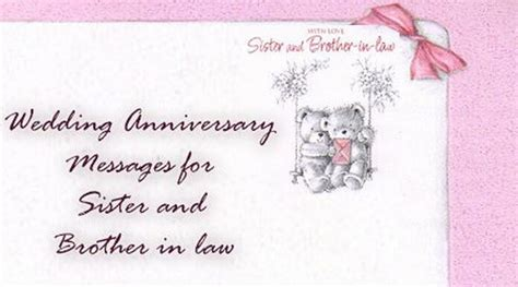 1st wedding anniversary gifts for sister wedding anniversary messages for sister and brother in law