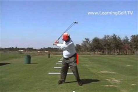 golf swing face on slow motion face super golf club