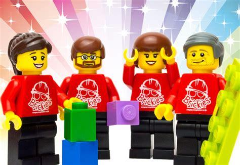 Lego Team team building workshops brickies club