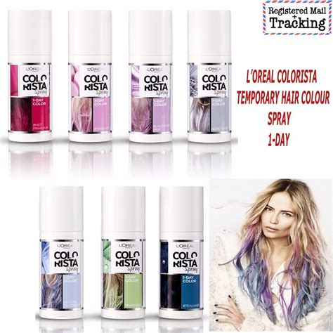 light pink temporary hair spray loreal colorista temporary hair colour spray 1 day