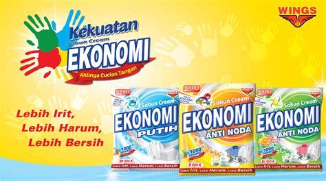 Sabun Ekonomi wings indonesia