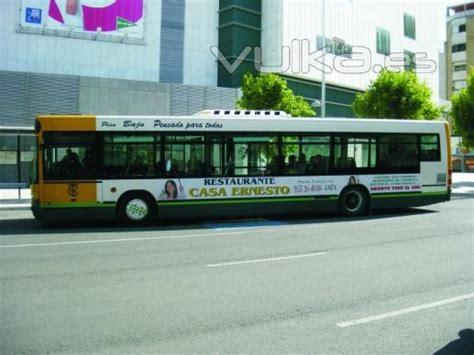 imágenes autobuses urbanos publifer