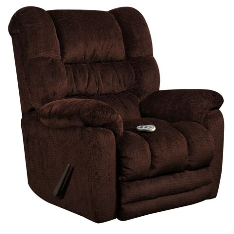 heat and massage recliner massaging temptation mahogany microfiber recliner with