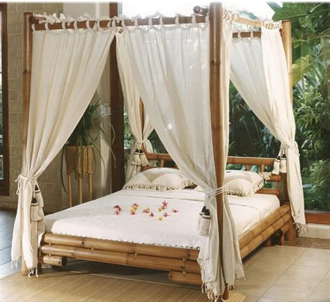 bamboo canopy bed 20 fascinating bamboo canopy beds and daybeds home