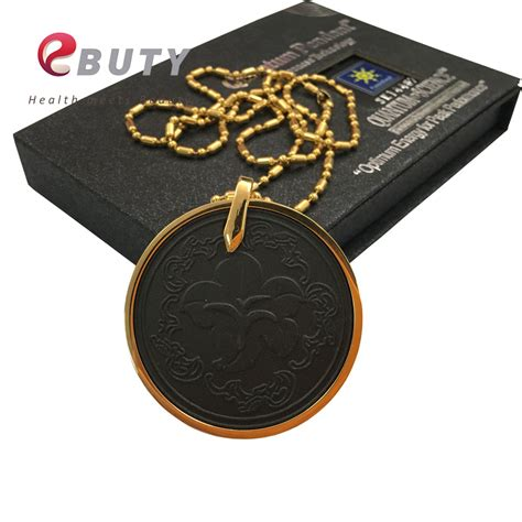 ebuty scalar energy pendant japanese quantum pendant with