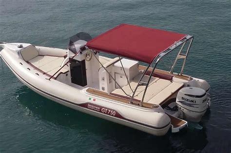 gommoni con cabina noleggio gommoni argentario porto santo stefano tol 249