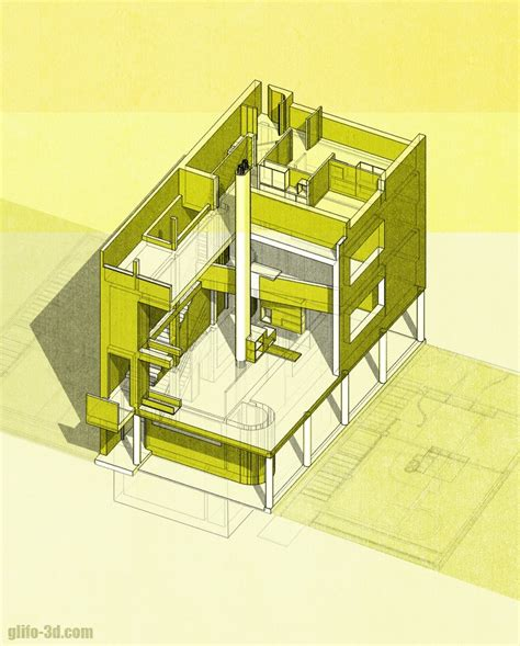 Modern House Drawing by 10 Best Ideas About Citrohan On Pinterest To Be House
