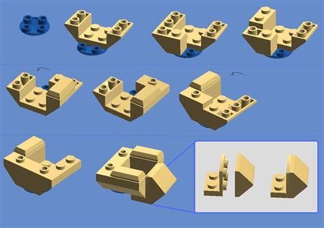 Pogo Minifigure Ant downtheblocks pogo professor x minifigure with