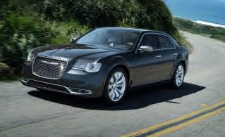 Chrysler 300 Platinum 2015 Chrysler 300c Platinum Photo