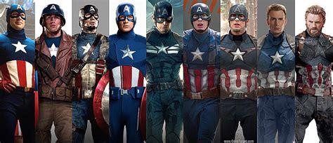 evolution captain america mcu marvelstudios
