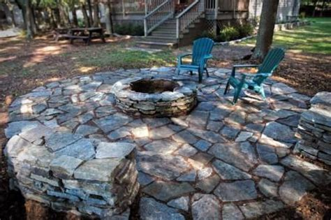 Cost Of Laying A Patio by Flagstone Patio Diy Livingston Farm Outdoor Structures