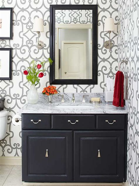 painted bathroom cabinets ideas painting bathroom cabinets
