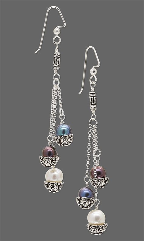 jewelry earring ideas jewelry design earrings with cultured freshwater pearls