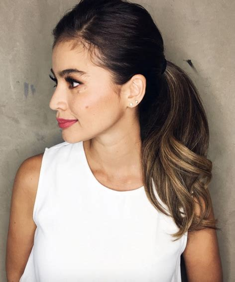 hairstyle ph the hairstyle that anne curtis is currently obsessed with