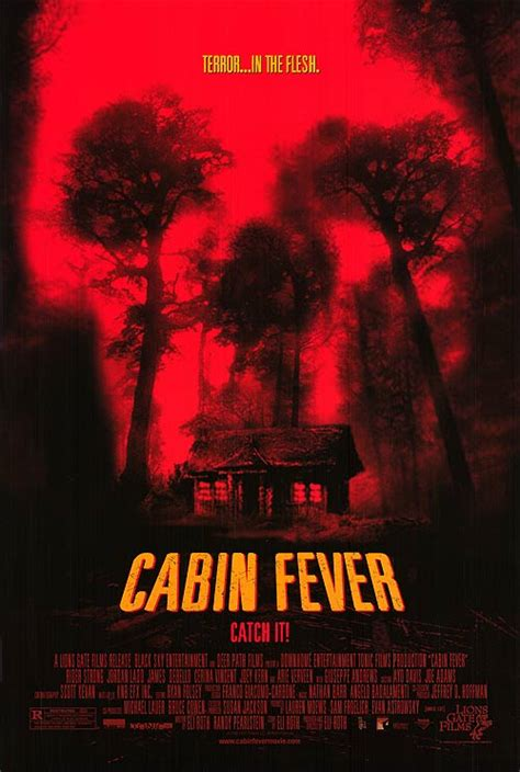 Cabin Fever Movie 2002 | cabin fever movie posters at movie poster warehouse
