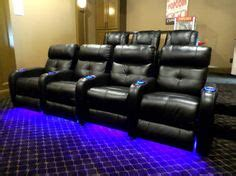 home theater seating  built  riser   row