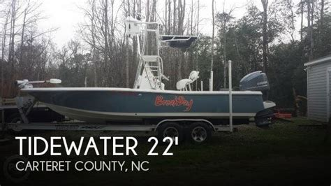 tidewater boats for sale nc tidewater 2200 carolina bay boat for sale in newport nc