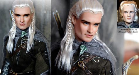 orlando bloom legolas doll by noeling on deviantart