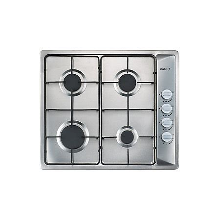 Cata GH60SS 4 Burner Stainless Steel Gas Hob   Departments