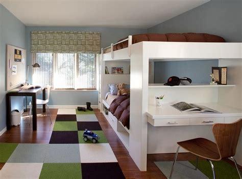 kinderzimmer gestalten hochbett jugendzimmer mit hochbett gestalten