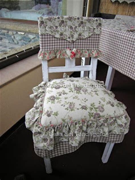 cuscini per sedie rotonde cuscini per sedia country complementi tessili