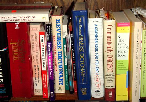 reference book reference books for writers the editor s