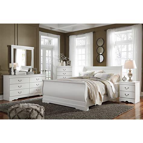 cream bedroom ashley furniture queen bedroom set ashley signature design by ashley anarasia queen bedroom group