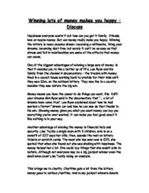 Lottery Essay by College Essay On The Lottery By Shirley Jackson Writefiction581 Web Fc2