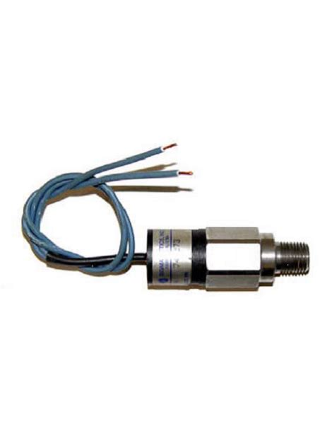 Pressure Switch Stainless pressure switch 900 psi set pt stainless steel