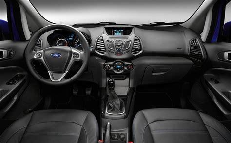 2014 Ford Ecosport Interior | v 237 deo ford ecosport chega 224 europa importada da 205 ndia