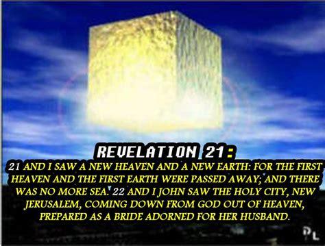 A Revelation Of Heaven revelation 21 1 3king version kjv 21 and i saw a
