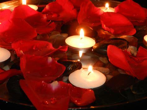 candele rosse candle and roses desktop wallpaper wallpapersafari