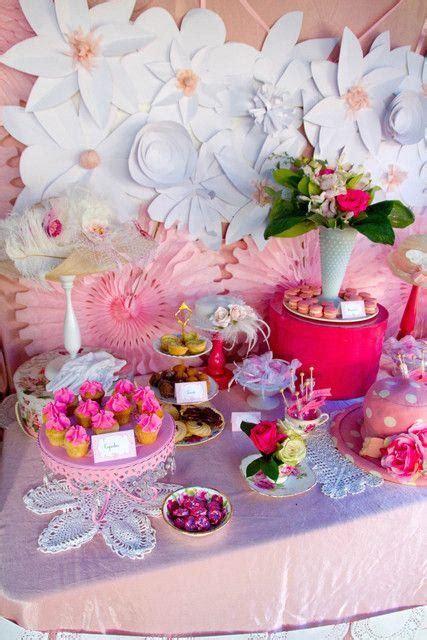 ideas for high tea bridal shower high tea bridal wedding shower ideas 2139665 weddbook