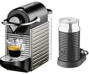 nespresso pixie preisvergleich krups nespresso pixie aeroccino ab 135 00