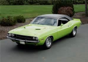 1970 dodge hemi challenger r t 2 door hardtop 43264