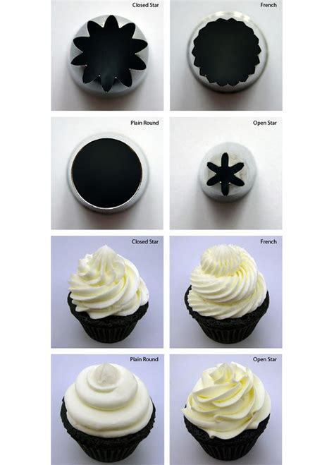 Cupcakes Decorating Tips by Frosting A Cupcake Pipe Or Swirl 1 S Point Of View