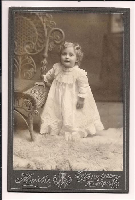 Cabinet Cards by Judy S Postcards Plus Beautiful Vintage Cabinet Card