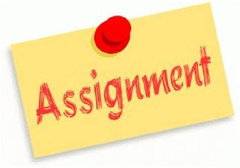 Top Thesis Writing Assignments by Assignment Writing The Creative Writing World