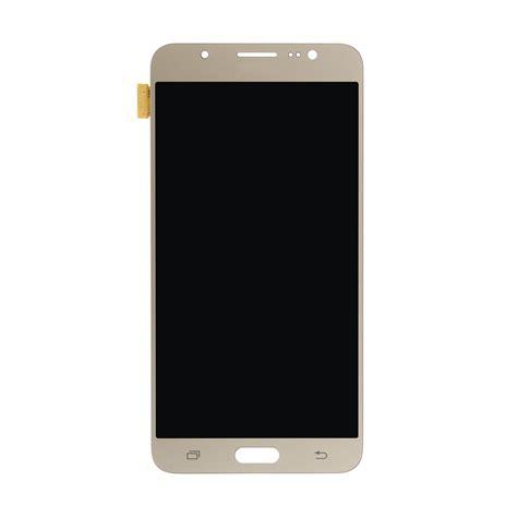 Tulang Samsung J7 2016 Gold samsung galaxy j7 2016 gold display assembly fixez