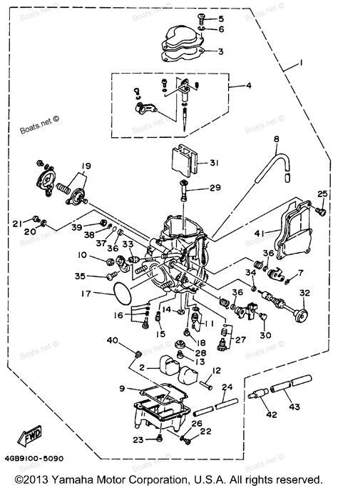 1999 yamaha kodiak 400 wiring diagram 37 wiring diagram