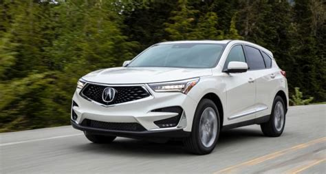 2020 Acura Rdx by 2020 Acura Rdx Preview Changes Release Date And Pricing