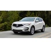 2020 Acura RDX Preview Changes Release Date And Pricing