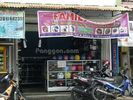 Grosir Alat Cuci Motor Bandung alamat toko helm family helm purwokerto jawa tengah