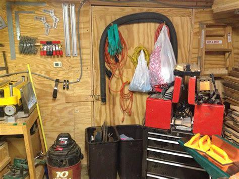 michael s garage workshop the wood whisperer randy s garage workshop the wood whisperer