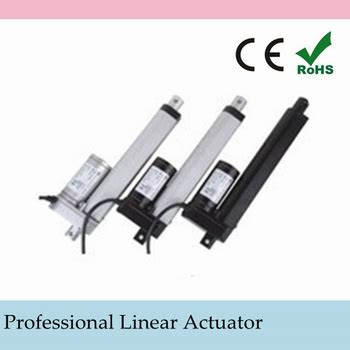 back and forth motor dc motor motor type 12v 24v mini linear actuator for