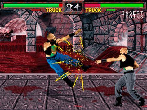 tattoo assassins arcade tattoo assassins videogame by data east