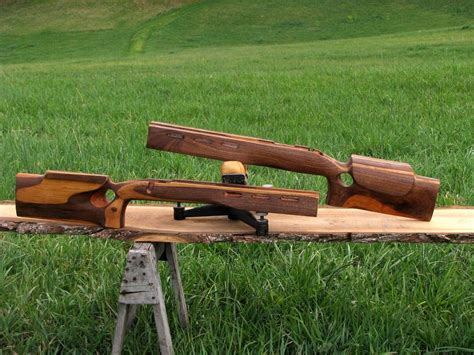 bench rest stock laminated american walnut and black cherry benchrest