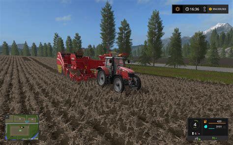 Www Ls by Grimme Se260 With Halum Separation V1 Ls17 Farming Simulator 17 Mod Ls 2017 Mod Ls Fs 17 Mod