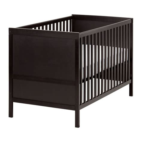 Crib Mattress Toddler Bed Sundvik Crib Ikea
