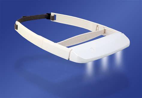 seasonal light disorder ls light therapy visor sharper image